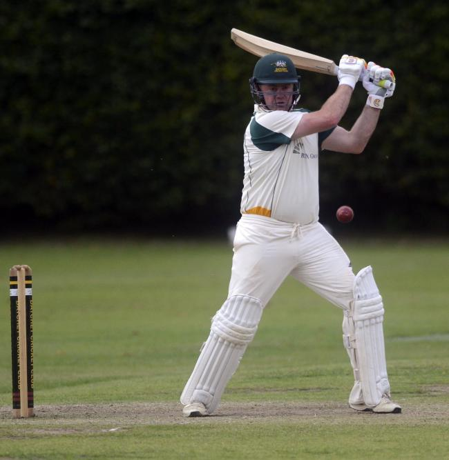 Datchet captain Steven Naylor recorded figures of 6-55 from 24 overs as his side beat Horspath by two wickets in Division One of the Home Counties Premier Cricket League on Saturday.