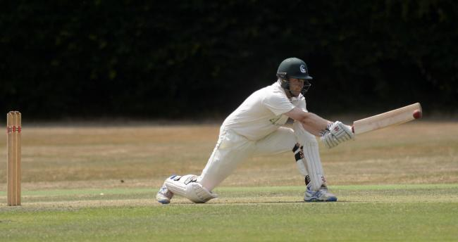 180729 - Datchet (batting) v Wokingham (bowling) - pics by Paul Johns.James Morris.
