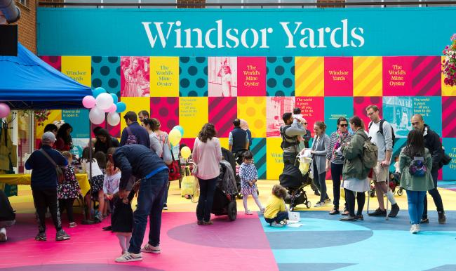 Windsor Yards