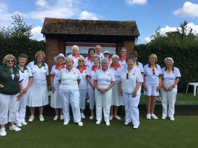 The Windsor Great Park ladies hosted a successful annual Invitational Day with teams from Woodley, Hawley and Wargrave.