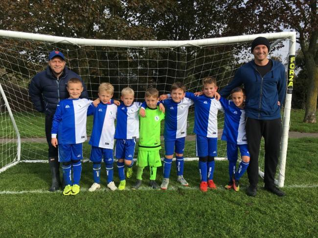 Burnham Junior Cubs Yellow competed in an entertaining match against FC Explorers Purple in the Thames Valley Football Development League on Sunday.