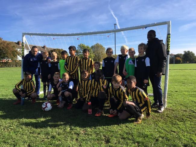 Golden Eagles Under 10s and 4 Future Pro