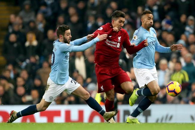 Liverpool and Manchester City have had some great games against each other in recent times