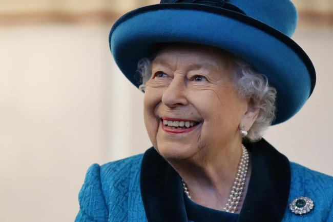The Queen - she found yesterday's family meeting 'very constructive'