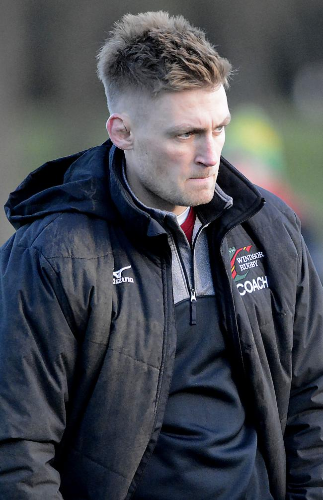 Windsor Head Coach Jack Pattinson saw his side suffer a 33-31 defeat at Salisbury in the South West One East on Saturday.