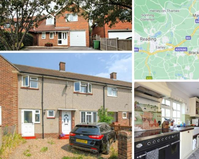 Berkshire's most sought after property locations