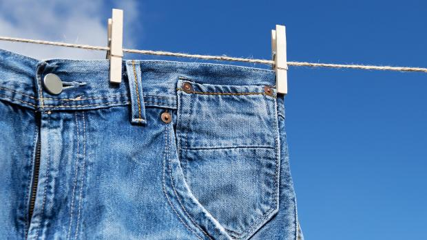Royal Borough Observer: Air drying your jeans is the best way to protect the material and fit of the jeans. Credit: Getty Images / Pavel1964