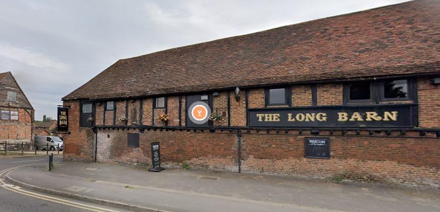 The Long Barn