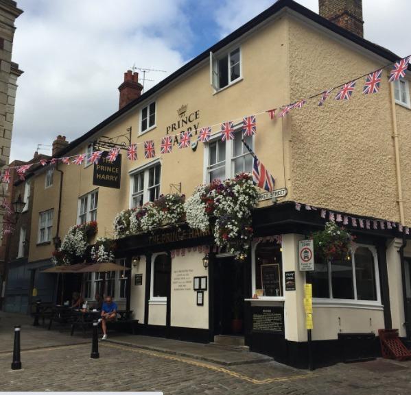 The Prince Harry pub
