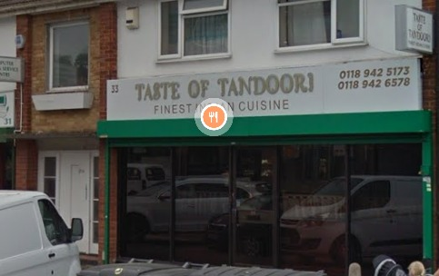 Taste of Tandoori