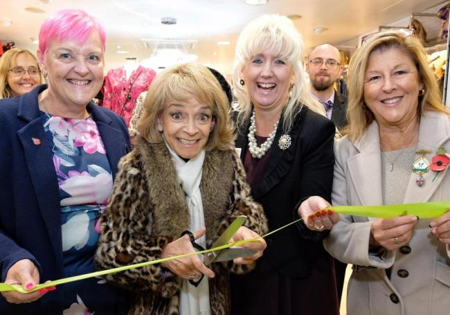 Sue Holderness to open Thames Hospice shop in Windsor on Monday