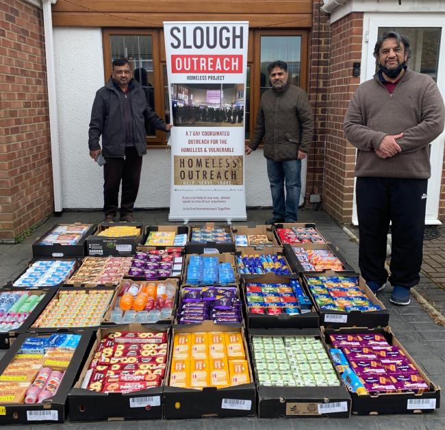 Members of the Ahmadiyya Muslim Community Slough