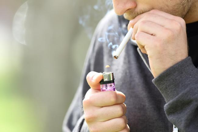 District Enforcement has been accused of targeting smokers (PA)
