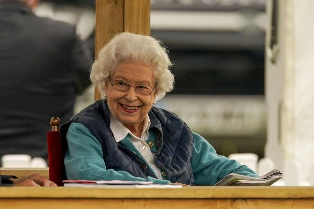 Royal Borough Observer: The Queen visits Royal Windsor Horse Show