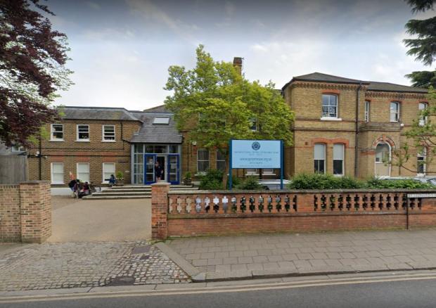 Royal Borough Observer: Upton House School, Windsor