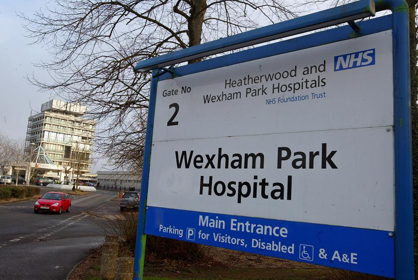 Disabled blue badge holders must now pay to park at hospitals in Slough and Ascot