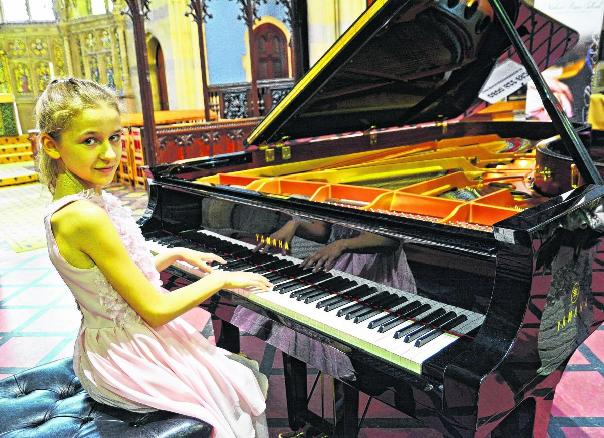First ever Windsor International Piano Competition attracts entrants