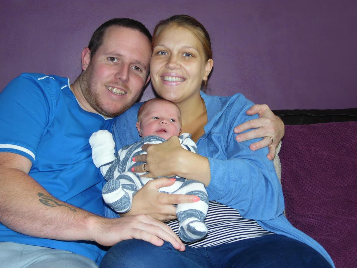 b5597d0ab Baby born in Legoland car park has birth certificate to prove it ...