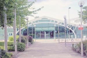 Windsor Leisure Centre - hosting the Funfest
