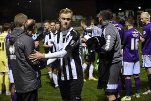 New Year defeat for The Magpies