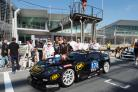 Bray driver Hunter Abbott finished second in the Dubai 24-hour race as a part of the CWS Racing Ginetta G55 team.