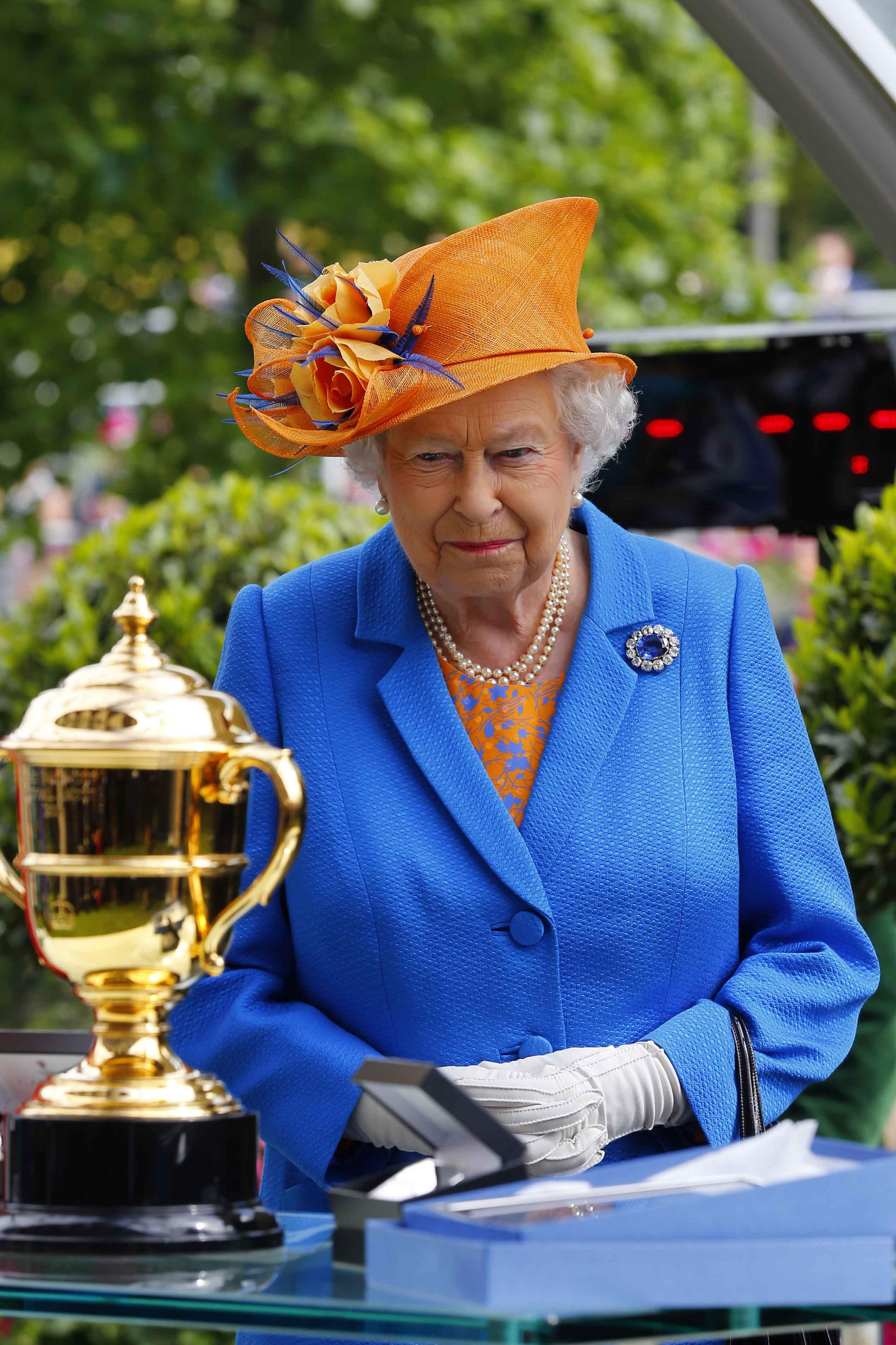 The Queen landed a Royal Ascot winner with Dartmouth. Picture: Sue Orpwood.