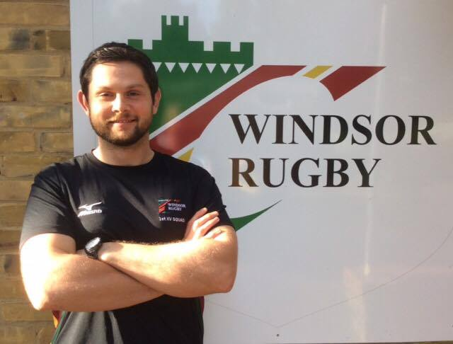 "Windsor head coach Anthony Andrews: ""It was really positive that we saw a good reaction in the second half."""