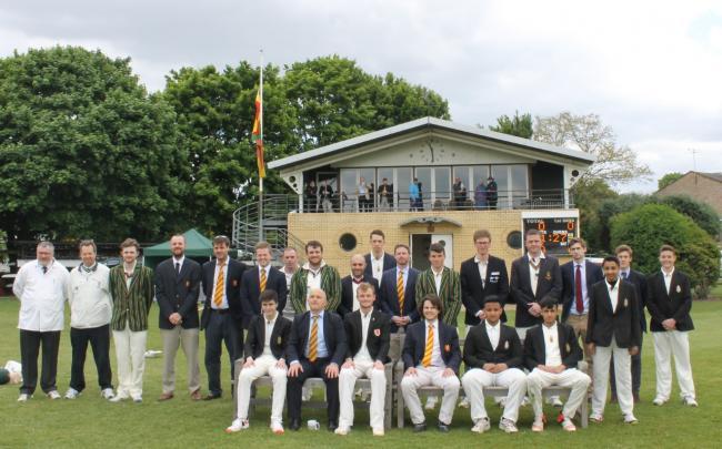 Schools Cricket Success For The Windsor Boys School As