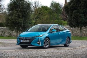 Road Test: Toyota Prius Plug-in Hybrid