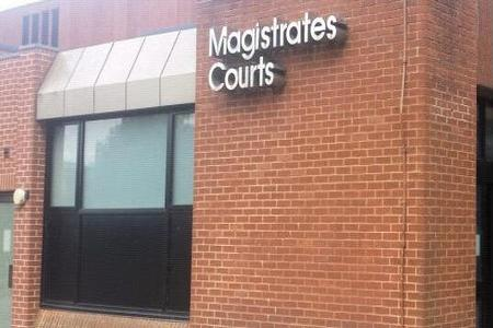 Ban from leisure centres for man who grabbed girls' ankles