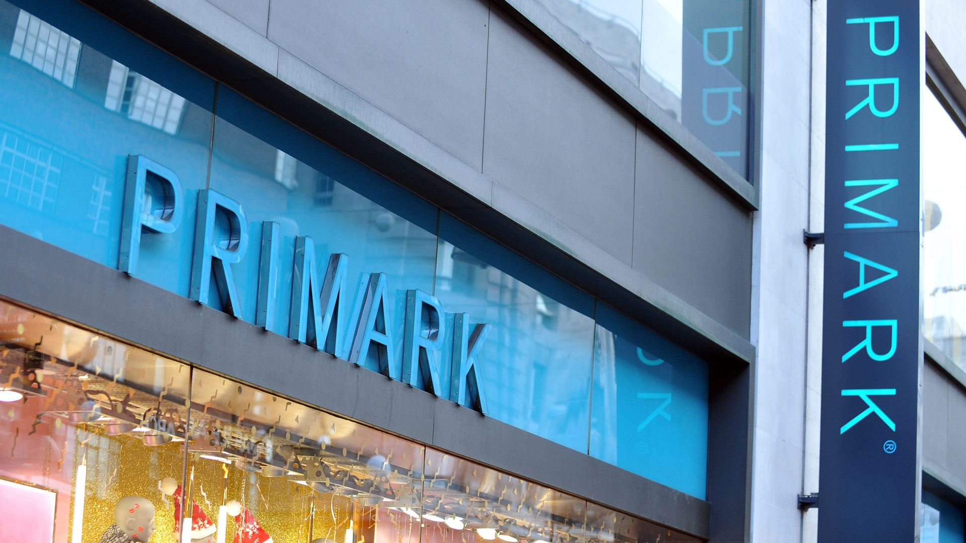 Primark said it was removing the product from sale (Nick Ansell/PA)