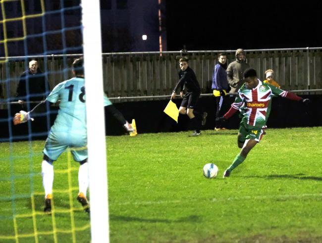 Watch Windsor Fc Draw Hamble Club At Stag Meadow In The Fa Vase
