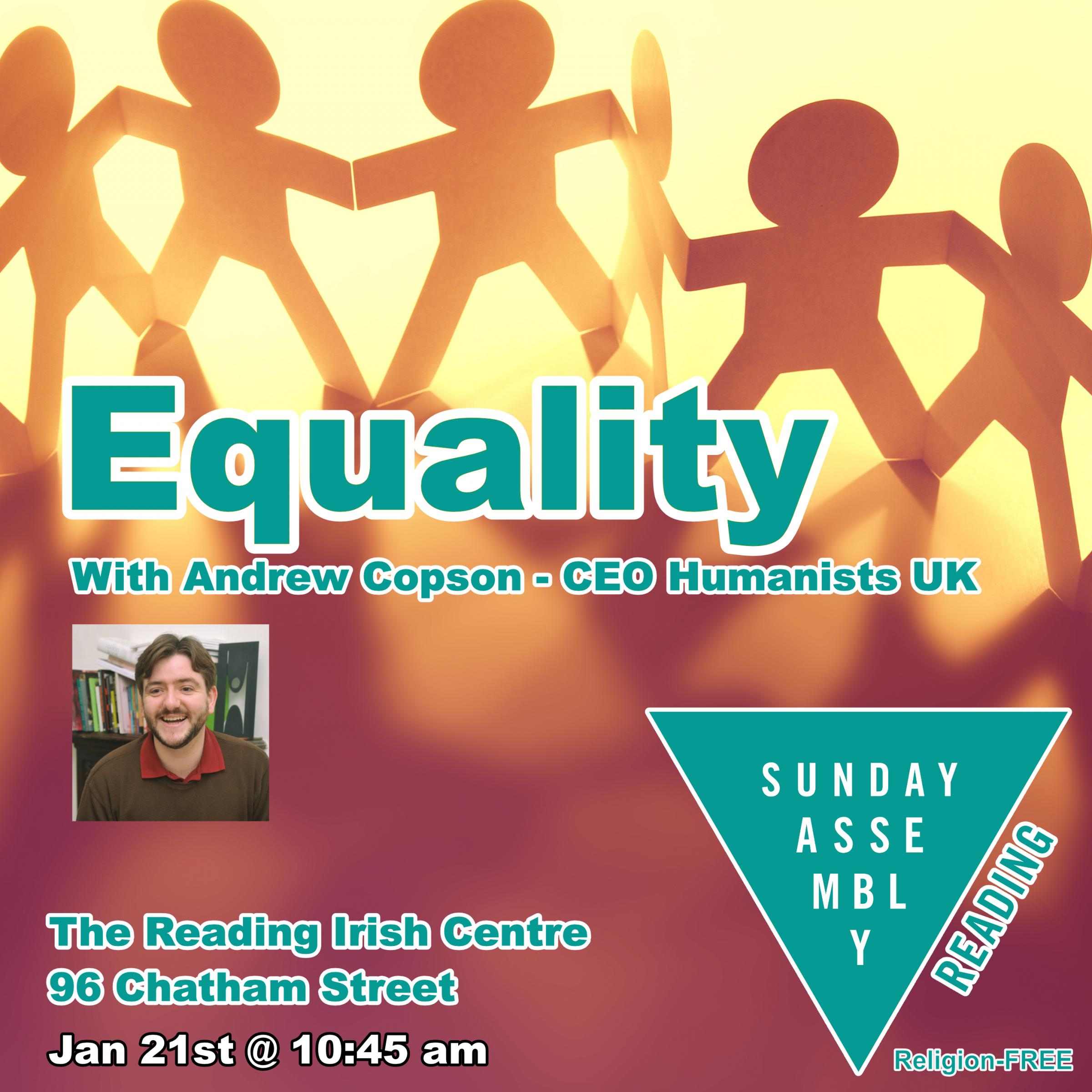 Sunday Assembly Reading - Equality