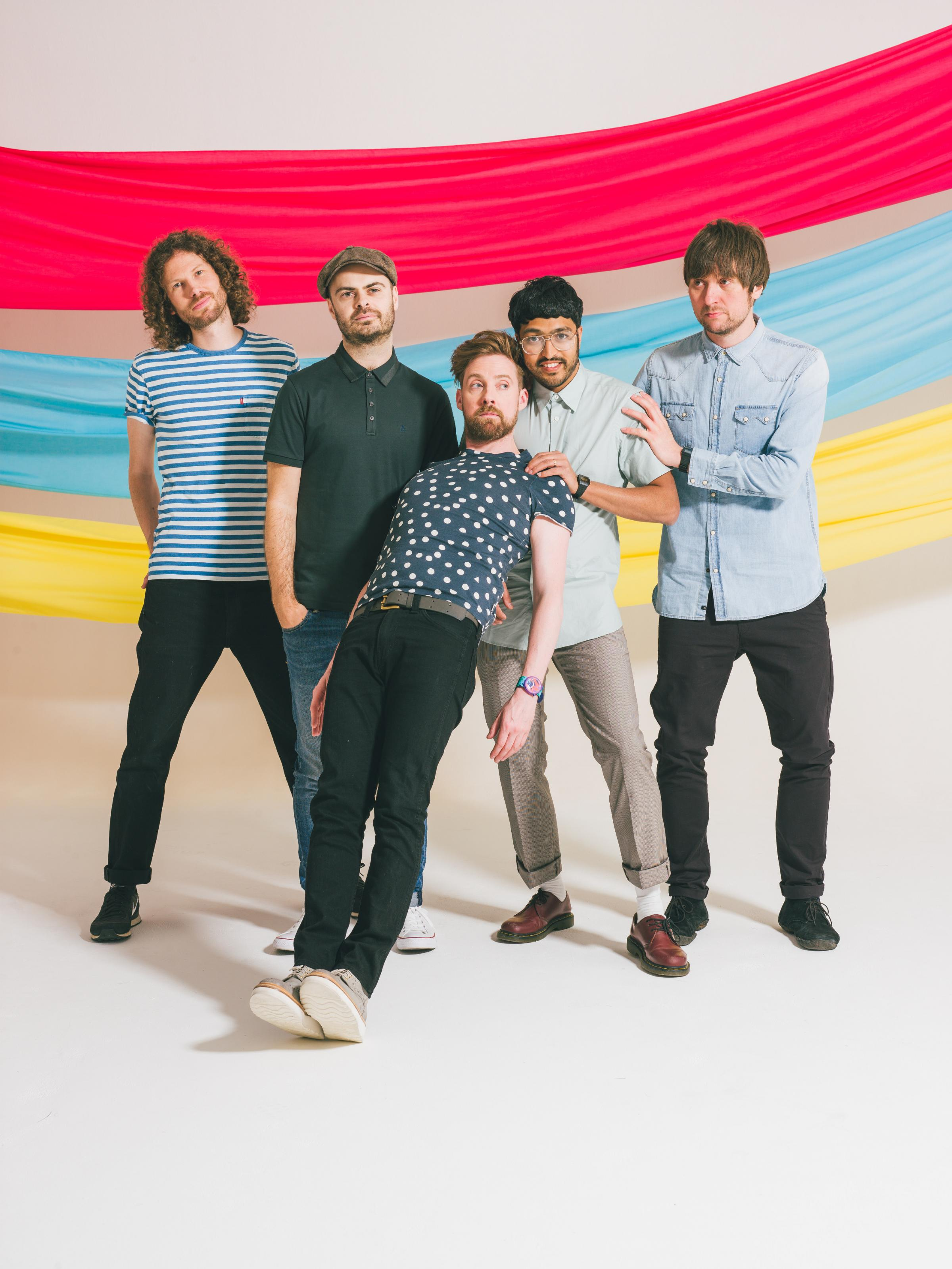 Treat for the fans as Kaiser Chiefs come to Windsor