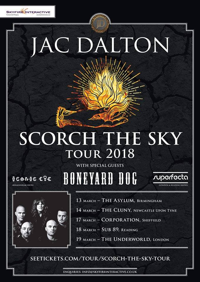 Scorch the Sky Tour