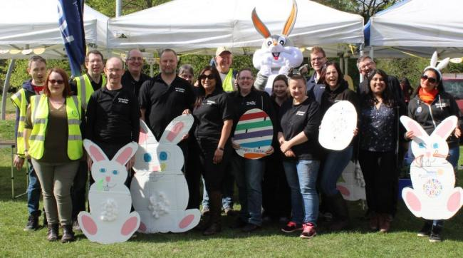 Easter fun at grenfell park royal borough observer last years easter funday was a great success help top it this year negle Gallery
