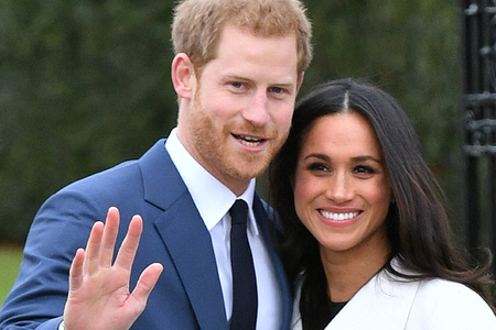 Prince Harry and Meghan Markle marry in Windsor on May 19