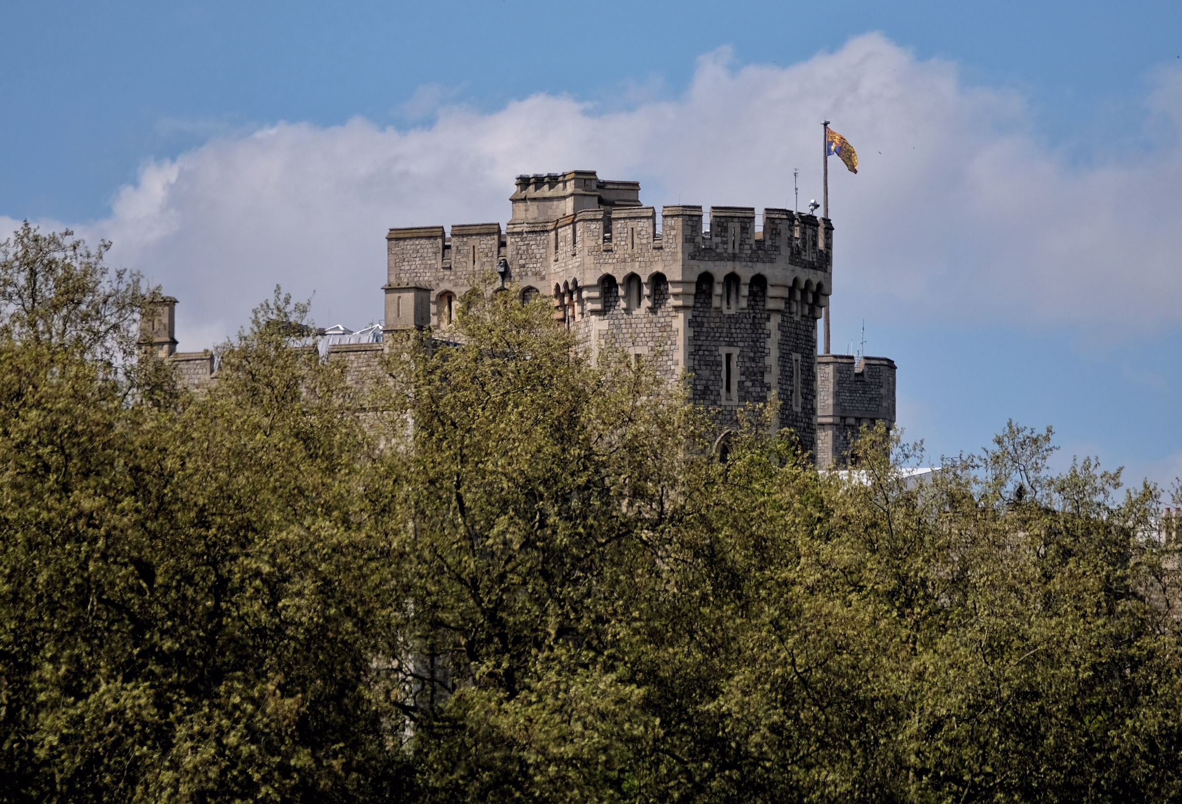 Beautiful castle - but is traffic ruining Windsor?