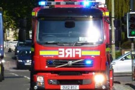 Boulters Island boathouse destroyed in blaze