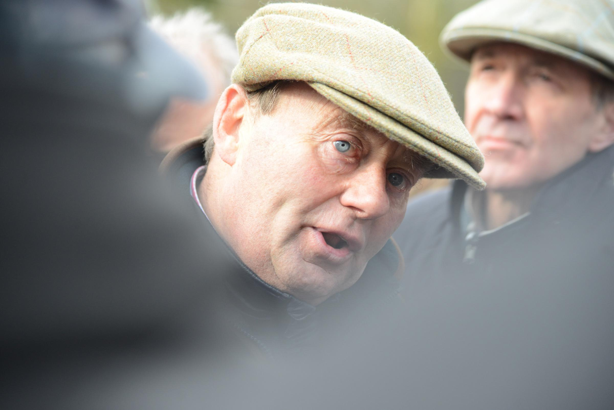 Nicky Henderson. Picture: Thomas Kelsey