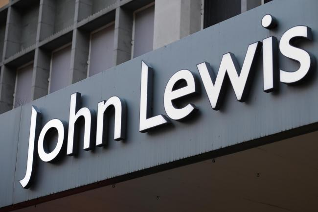John Lewis confirms stores WILL reopen with strict new safety measures