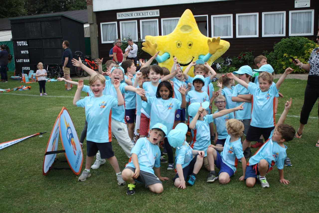 Windsor Cricket Club saw 87 children take part in its All Stars programme in a season of overwhelming success in 2018.