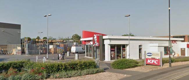 KFC in Slough (Picture: Google)