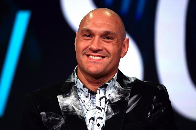 Tyson Fury fights Tom Schwarz in Las Vegas on Saturday (Kirsty O'Connor/PA Images)
